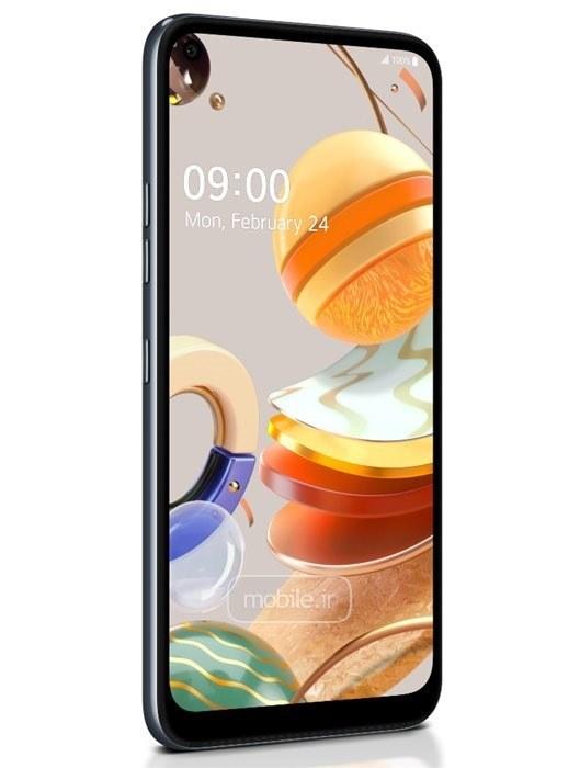 تصویر گوشی موبایل ال جی مدل K61S دو سیم کارت ظرفیت 128 گیگابایت و رم 4 گیگابایت