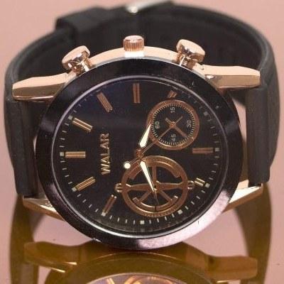 ساعت مشکی WALAR |