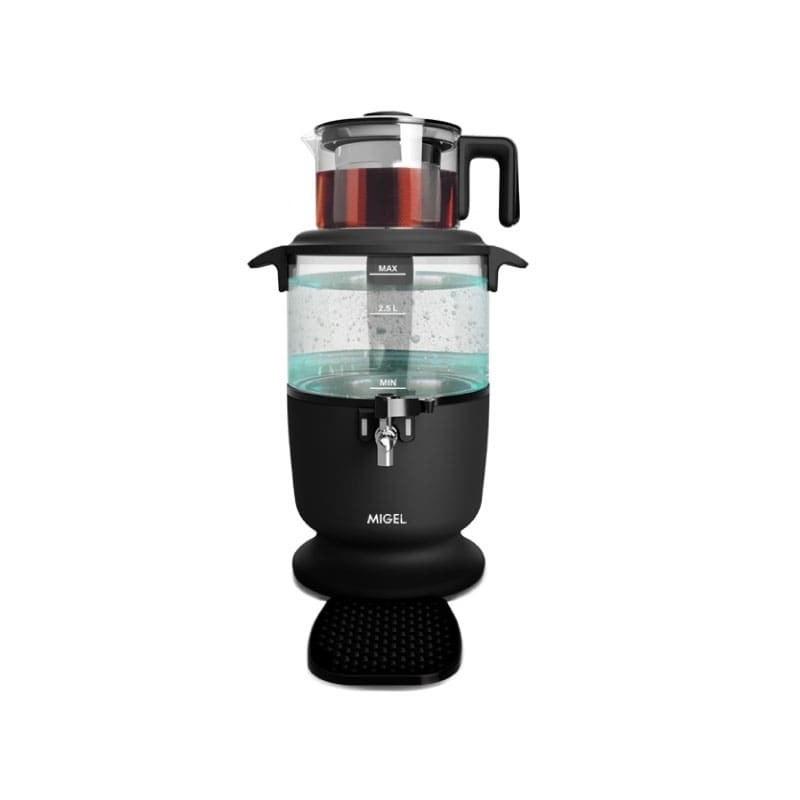 تصویر چای ساز میگل مدل GTS 331 Migel Tea Maker Model GTS 330