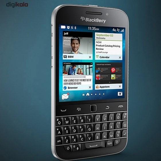 عکس گوشی بلک بری (Classic (Q20 | ظرفیت 16 گیگابایت BlackBerry Classic (Q20) | 16GB گوشی-بلک-بری-classic-q20-ظرفیت-16-گیگابایت 19