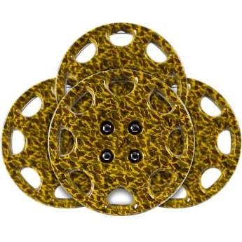 قالپاق چرخ استیلا مدل Golden Army سایز 14 اینچ مناسب برای پژو 206 |