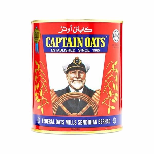 تصویر بلغور جو دوسر پرک شده کاپیتان اوتز CAPTAIN OATS
