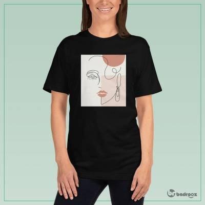 تی شرت زنانه نگاه