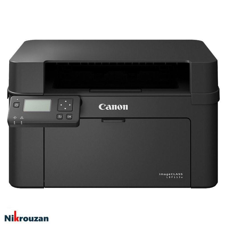 تصویر پرینتر لیزری کانن مدل Canon LBP113W