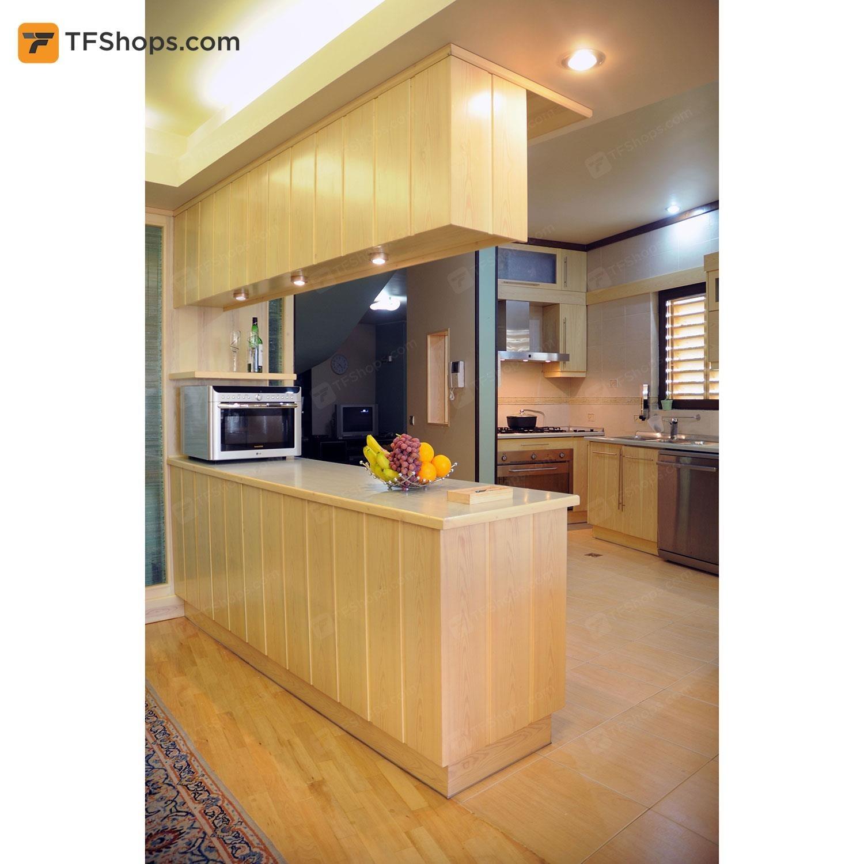 تصویر کابینت آشپزخانه تهران فرم مدل C03 Kitchen Cabinet