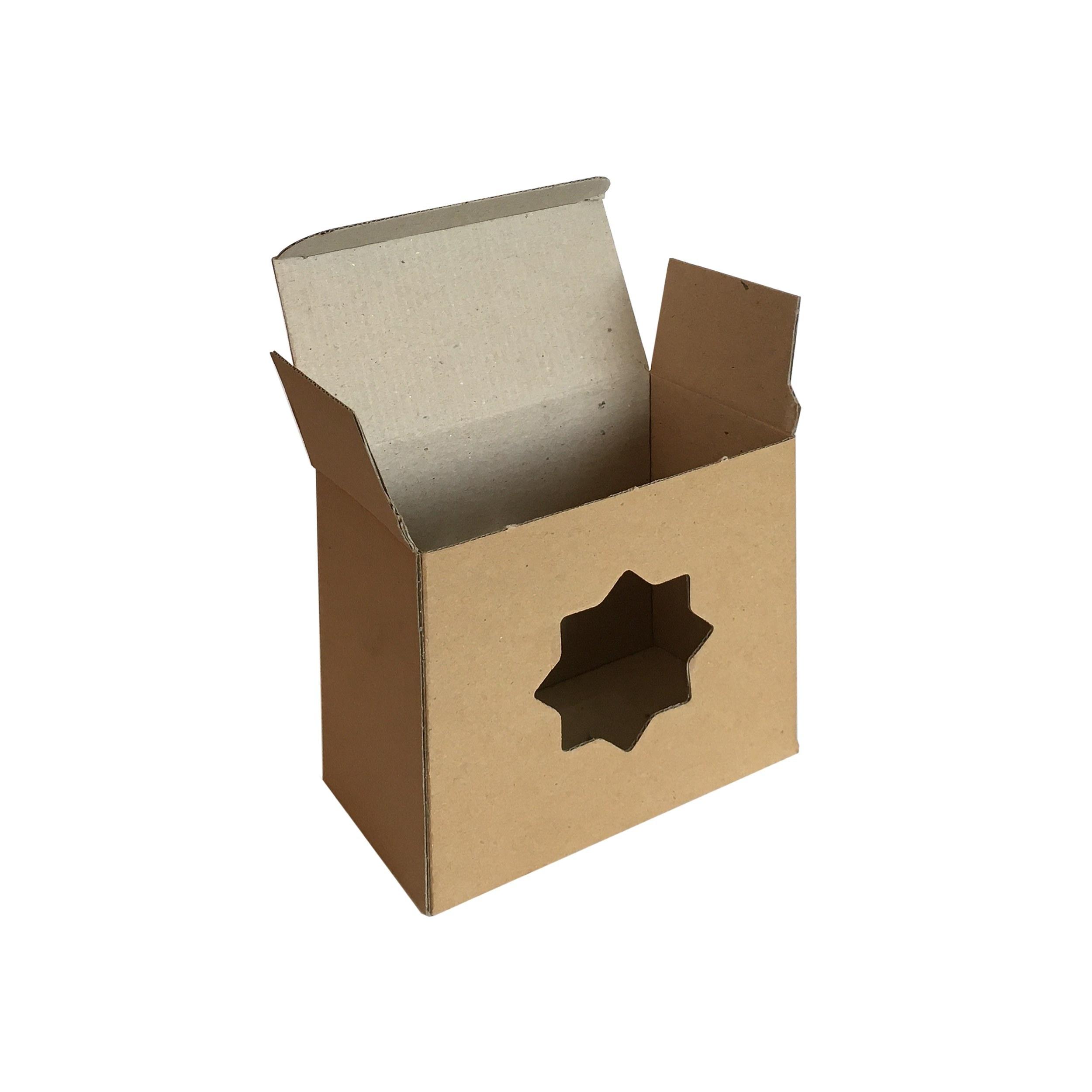 تصویر جعبه بسته بندی مدل C02 بسته 20 عددی