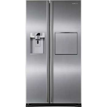 تصویر یخچال فریزر ساید بای ساید سامسونگ مدل G26 ا Samsung G26 Side by Side Refrigerator Samsung G26 Side by Side Refrigerator