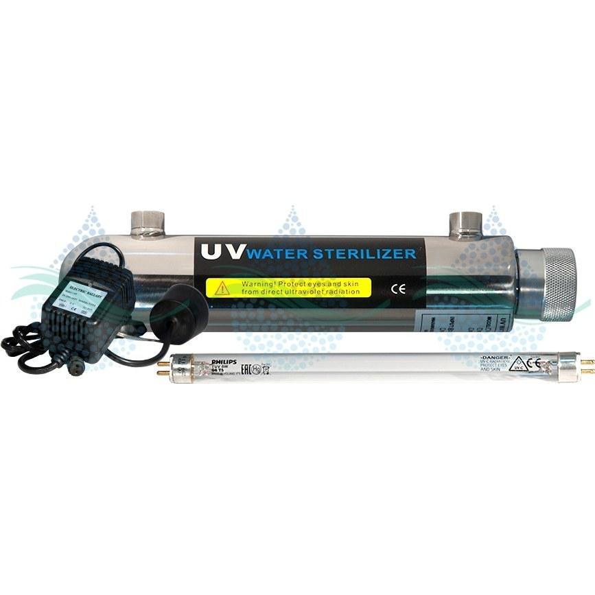 تصویر فیلتر یو وی تصفیه آب فیلیپس Ultraviolet Water Purification