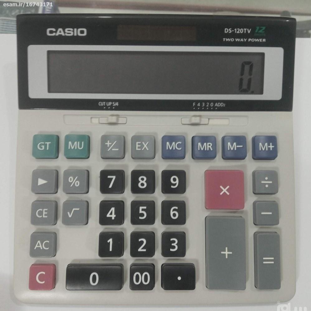 ماشین حساب کاسیو-ژاپن  