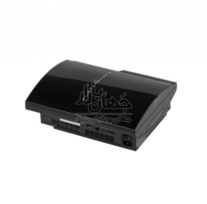 تصویر کنسول بازی پلی استیشن 3 تک دسته با ظرفیت 40 گیگابایت (Sony Playstation 3 FAT 40GB)