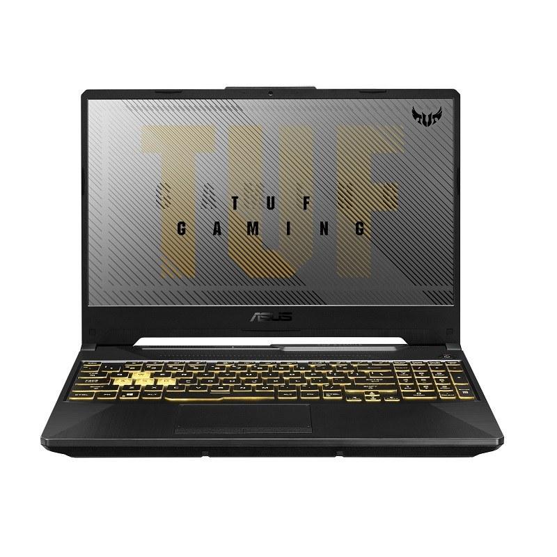تصویر لپ تاپ 17 اینچی ایسوس مدل ASUS TUF GAMING FX706IU