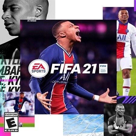 تصویر خرید سی دی کی بازی FIFA 21 برای PC