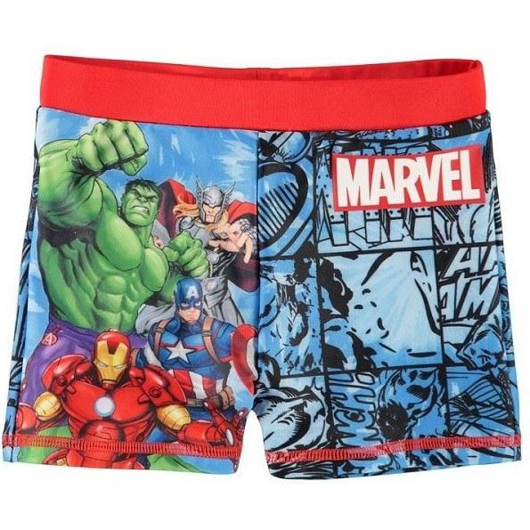 مایو شنا پسرانه کاراکتر  مدل Avengers