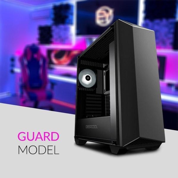 تصویر سیستم اسمبل شده گیمینگ GUARD GUARD Gaming Assembled PC