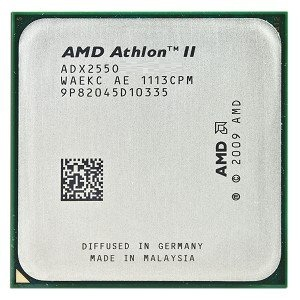 پردازنده ای ام دی ۲ هسته ای مدل اتلون ۲ ایکس-۲ ۲۵۵
