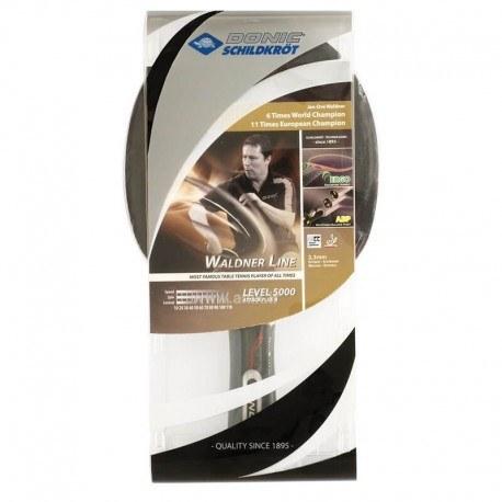 راکت پينگ پنگ دونيک شيلدکروت مدل Waldner Line Level 5000 | Donic Schildkrot Waldner Line Level 5000 Ping Pong Racket
