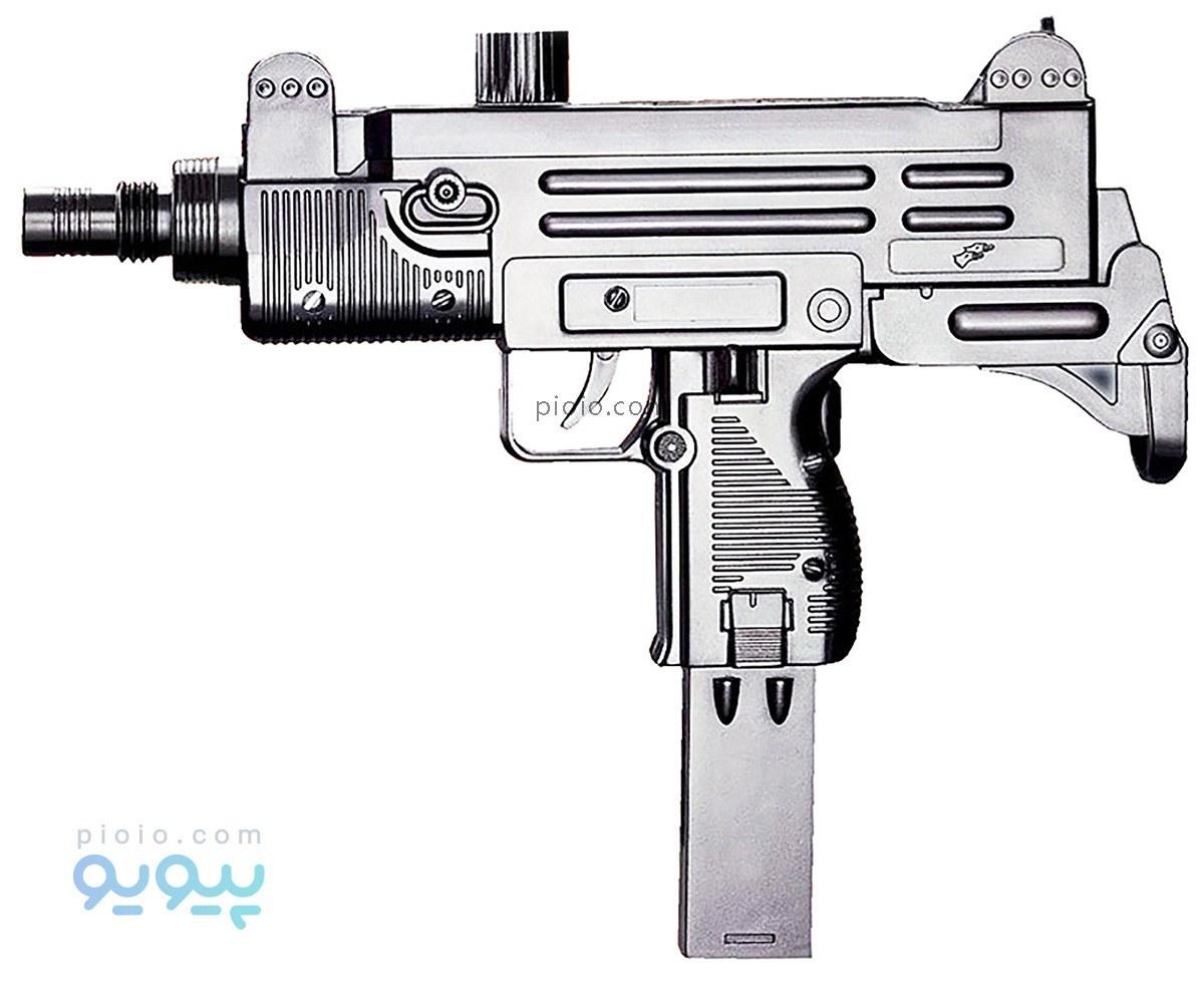 تفنگ اسباب بازی AirSoft M35