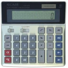 ماشین حساب کاسی مدل سی اس ۳۷۹