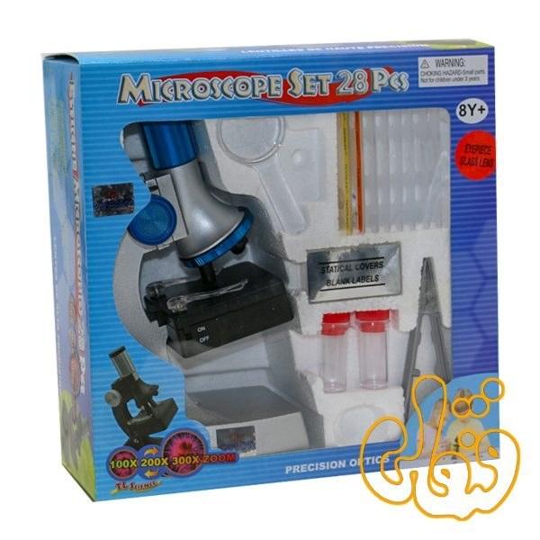 میکروسکوپ با بزرگنمایی 300 برابر O2S28A