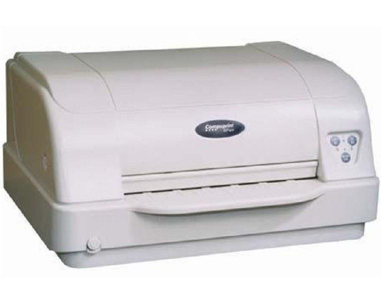 تصویر دستگاه پر فراژ چک اولیوتی سری پس بوک مدل اس پی 40 پرفراژ چک الیوتی Passbook SP40 Cheque Printer