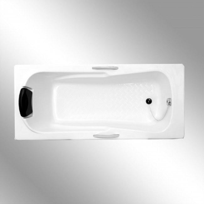 تصویر وان حمام توکار سنی پلاستیک مدل اُوان