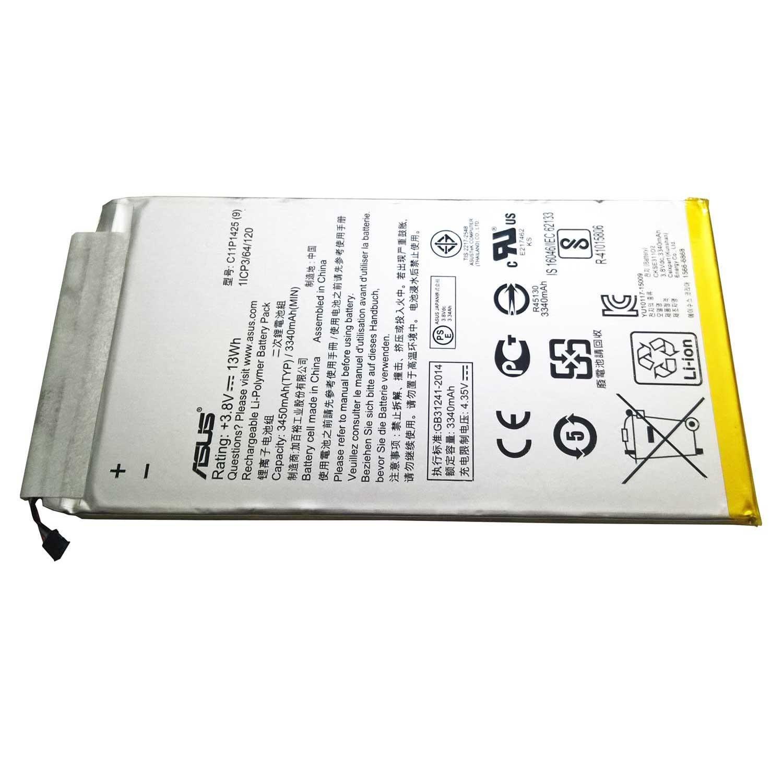 تصویر باتری ایسوس Asus ZenPad 7.0 Z370CG مدل c11p1425 battery Asus ZenPad 7.0 Z370CG model c11p1425