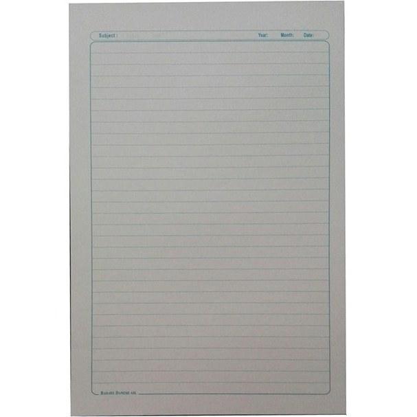 کاغذ A4  خط دار(بسته ۵۰ برگی) |