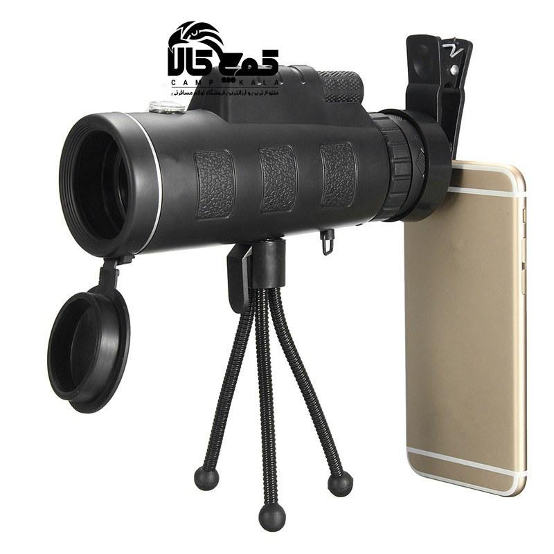 دوربین تک چشمی بوشنل پایه دار
