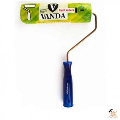 عکس غلطک رنگ 25 سانت وندا VANDA  غلطک-رنگ-25-سانت-وندا-vanda