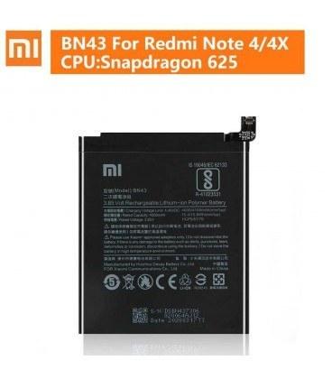تصویر باتری شیائومی BN43 -  Xiaomi Redmi Note 4X Redmi Note 4 Global Version