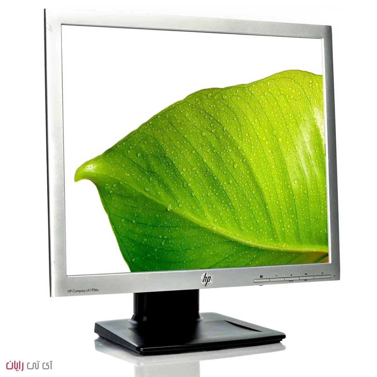 تصویر مانیتور 19 اینچ اچ پی HP Compaq LA1956x