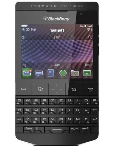 تصویر گوشی موبایل بلک بری مدل پورشه دیزاین پی 9981 ظرفيت 8 گيگابايت