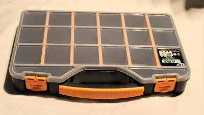 تصویر جعبه ابزار مانو کد ORG 18 سایز 18 اینچ ا Mano 24 inch ORG 24 Tool Box Mano 24 inch ORG 24 Tool Box