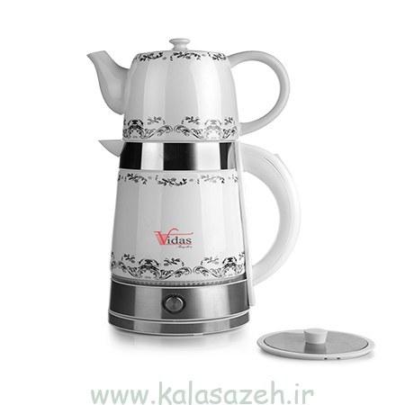 تصویر چای ساز ایستاده ویداس مدل VIR-2077