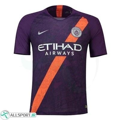 پیراهن سوم منچسترسیتی Manchester City 2018-19 Third Soccer Jersey