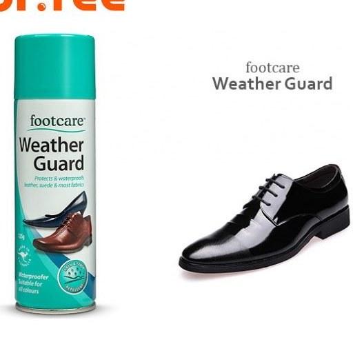 تصویر اسپری ضد آب کننده کفش مناسب چرم،نبوک،جیر،برزنت