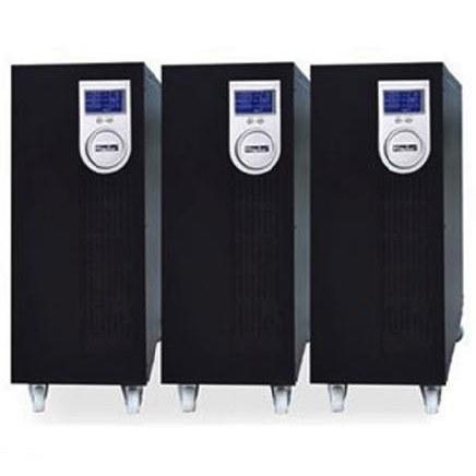 تصویر یو پی اس آنلاین تک فاز اگزیم پاور D1K 1KVA EximPower D1K Single Phase Online UPS
