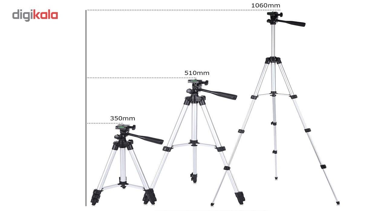 تصویر سه پایه دوربین مدل 3110 3110 tripod