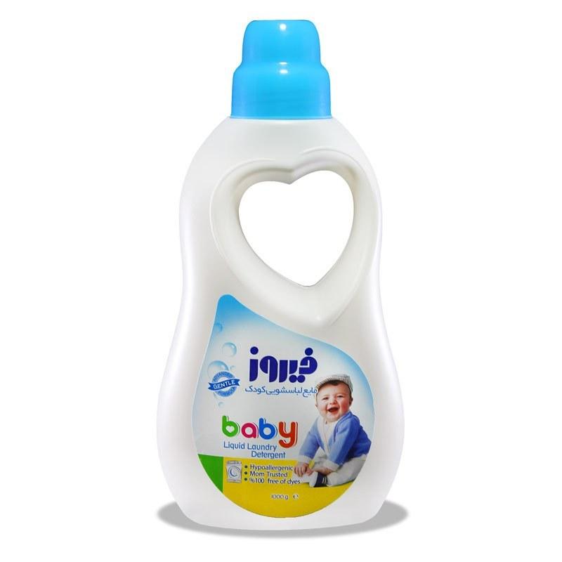 مایع لباسشویی کودک فیروز Firooz Baby Liquid Laundry Detergent