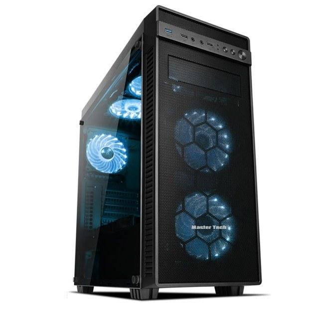 کیس کامپیوتر مسترتک مدل ATRON MESH