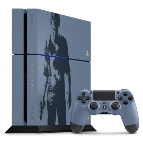 تصویر PS4 500GB Uncharted 4 Limited Edition