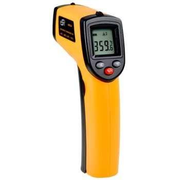 تصویر ترمومتر لیزری غیرتماسی بنتک مدل GM320 Infrared thermometer GM320