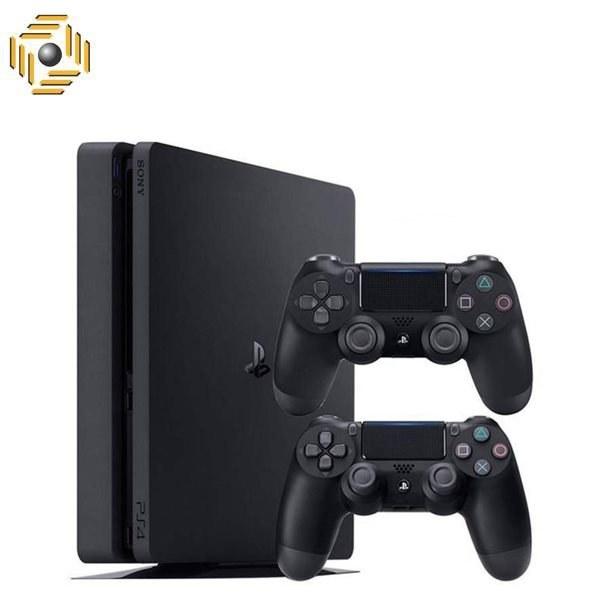 تصویر کنسول بازی سونی مدل Playstation 4 Slim کد Region 2 CUH-2216A - ظرفیت 500 گیگابایت