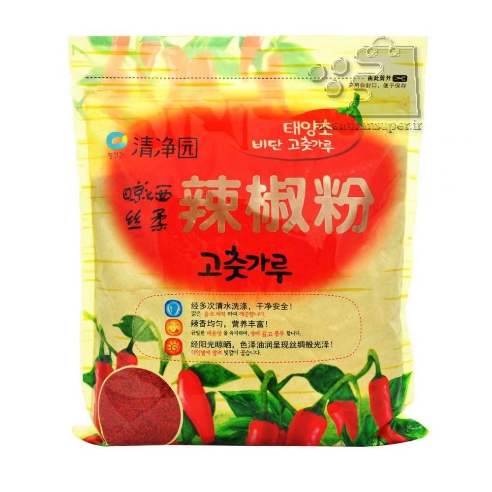تصویر پودر فلفل قرمز کیمچی کره ای ( تند ) ۱ کیلوگرم