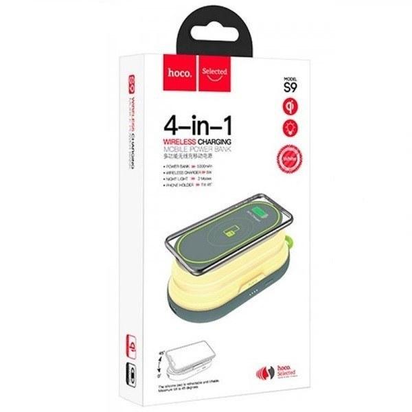 تصویر پاوربانک هوکو S9 میلی آمپر 5000 Power Bank Hoco S9 5000mAH