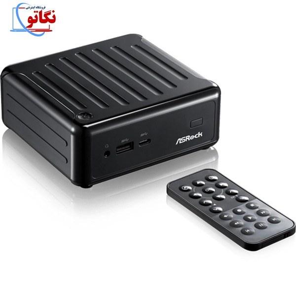 تصویر کامپیوتر کوچک ازراک مدل Beebox J3160 ا ASRock Beebox J3160/B ASRock Beebox J3160/B