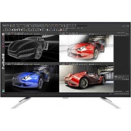 تصویر مانیتور فیلیپس Monitor 4K IPS Philips BDM4350UC سایز 43 اینچ