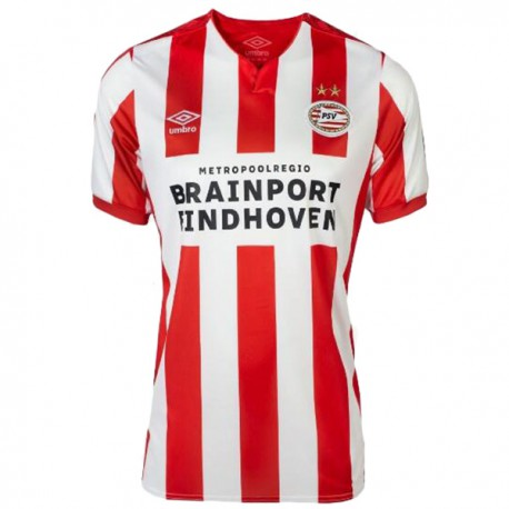پیراهن اول تیم آیندهوون فصل PSv Eindhoven 2019-20 Home soccer jersey