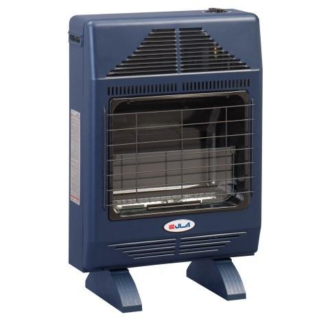 تصویر بخاری گازی بدون دودکش آبسال 481 Absal 481 Gas Heater