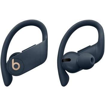 عکس ایرفون بیسیم بیتس مدل Powerbeats Pro رنگ لاجوردی Powerbeats Pro Wireless Earphones - Apple H1 Headphone Chip, Class 1 Bluetooth, 9 Hours Of Listening Time, Sweat Resistant Earbuds - Navy ایرفون-بیسیم-بیتس-مدل-powerbeats-pro-رنگ-لاجوردی